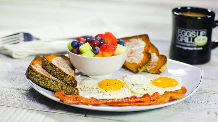 Eggs Up Grill Now Open In South Charlotte Ceo Sees Up To 12