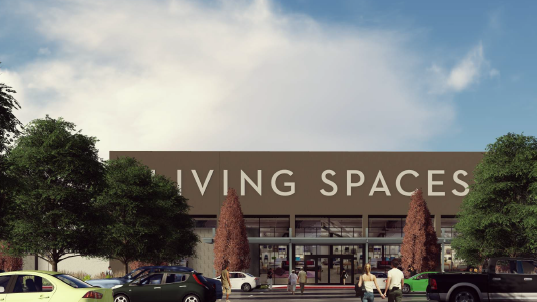 Living Spaces plans large furniture store in Roseville ...