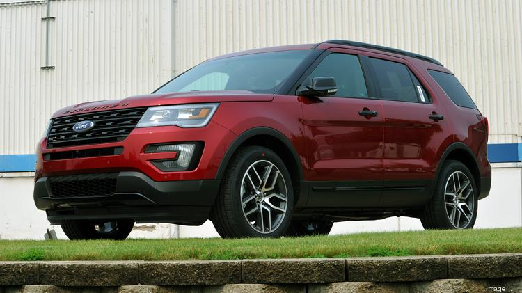 Ford Explorer Recall 2017 >> Ford Recalls 1 2 Million Explorers At Cost Of 180 Million