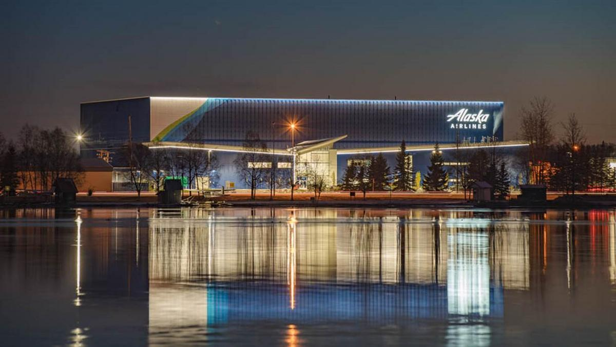 Flipboard: Alaska Air Group opens Anchorage maintenance hangar and