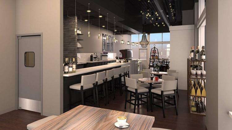 The new Winans location will emphasize wine, chocolates and coffee bringing a morning and early evening crowd.