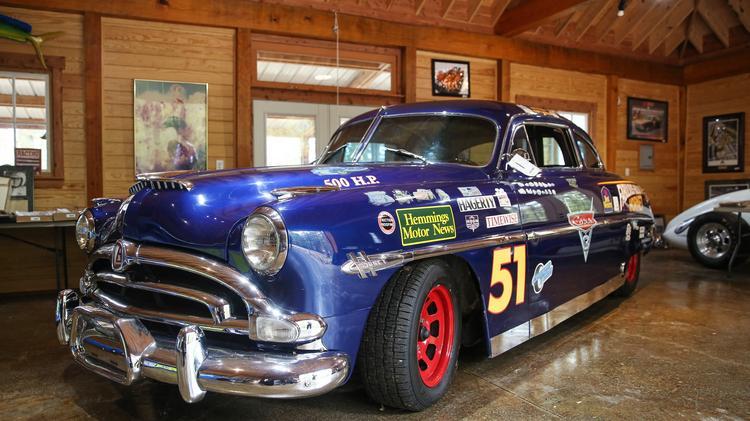 Former NASCAR promoter Humpy Wheeler includes Hudson Hornet