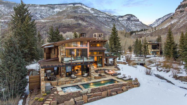 This Home At 2950 Booth Creek Drive In Vail Has Outstanding Indoor And  Outdoor Living Spaces