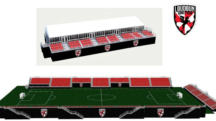 Segra enters naming-rights deal for Loudoun United stadium