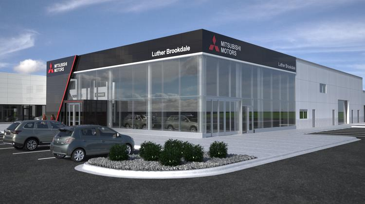 Luther Brookdale Mazda Mitsubishi will move to new, 48,000