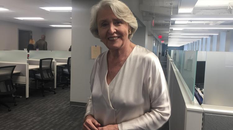 Natalie Levkovich, Executive Director Of The Health Federation Of  Philadelphia.