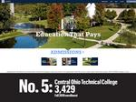 Top of the List Colleges and Universities 2018