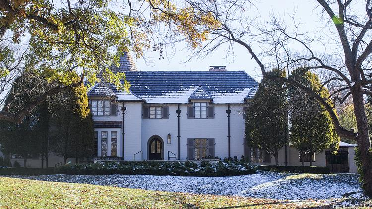 Masayoshi Sons Mission Hills Mansion Lists For 92m Kansas City