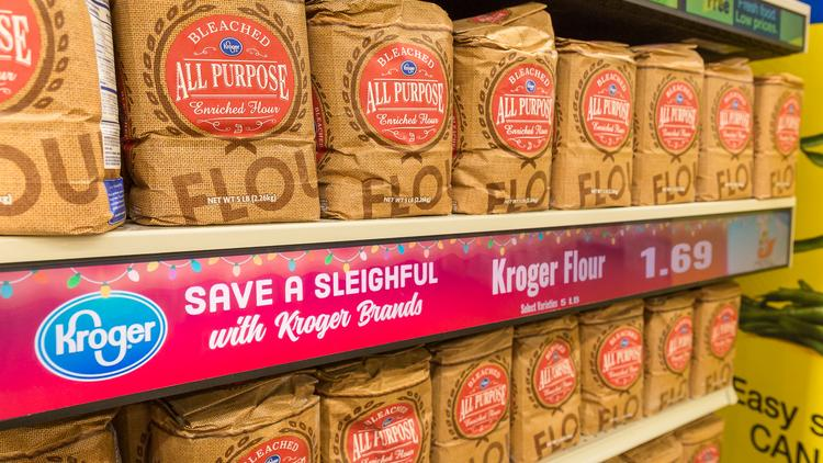Kroger Newport Ky >> Kroger Tests New Technology Video Cincinnati Business