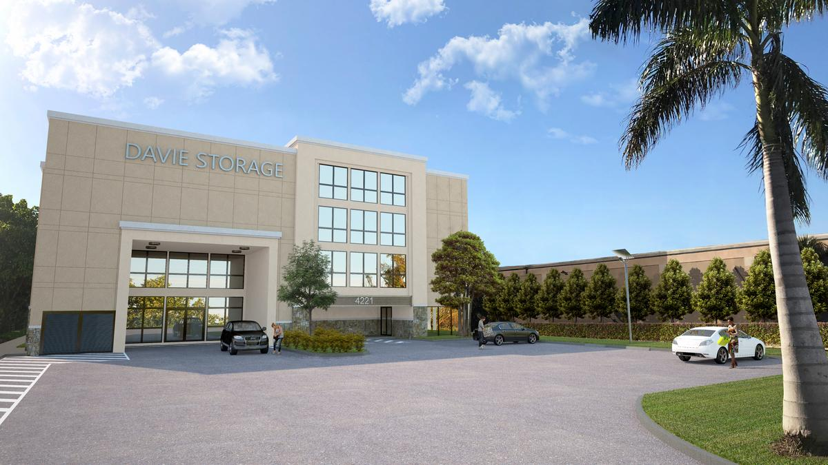 Davie Approves Self Storage Facility By Davie Investments