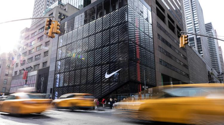 81a13215a1faa Nike reinvents its flagship stores with NYC  House of Innovation ...