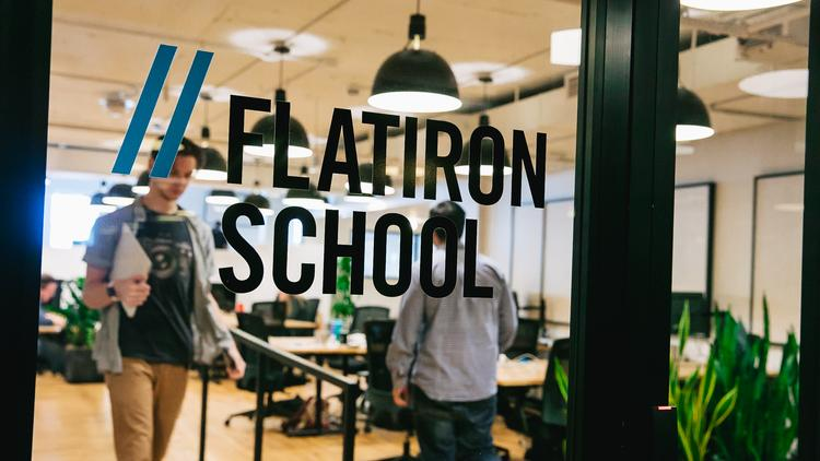 WeWork-backed Flatiron School coding bootcamp opening in