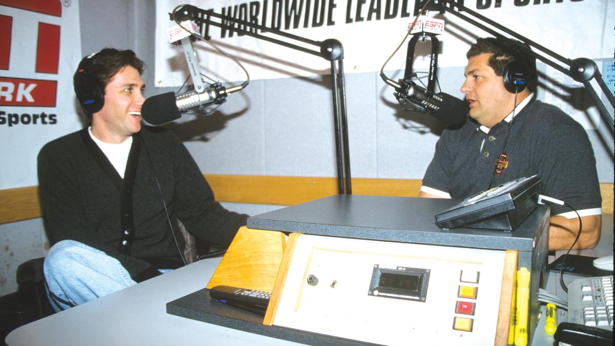 Mike & Mike inducted into National Radio Hall of Fame - New York Business  Journal