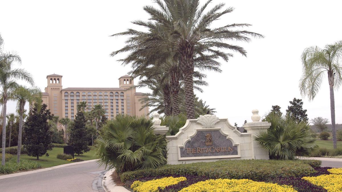 Blackstone (NYSE: BX) to sell Orlando JW Marriott, Ritz-Carlton Elliott Management, Trinity Investments, per report - Orlando Business Journal