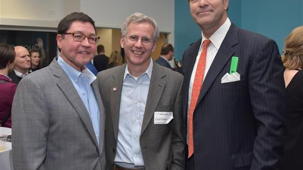 photo gallery grand opening of cambridge innovation center