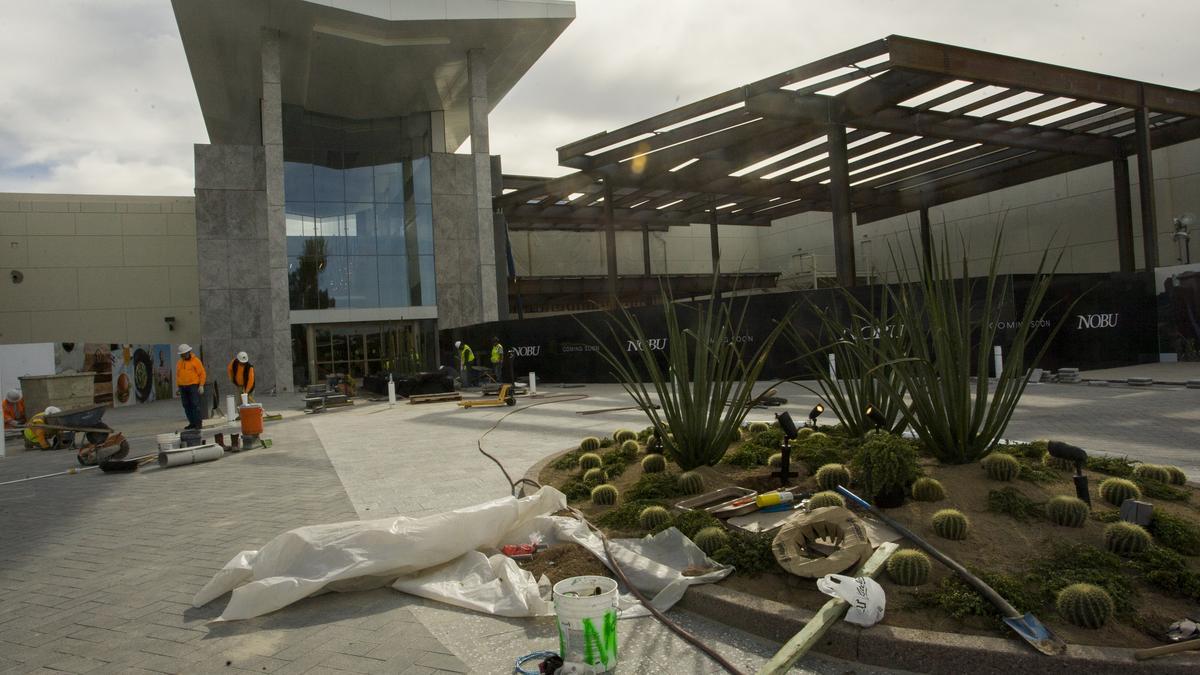 Scottsdale Fashion Square >> See Inside Scottsdale Fashion Square S New Luxury Wing Phoenix