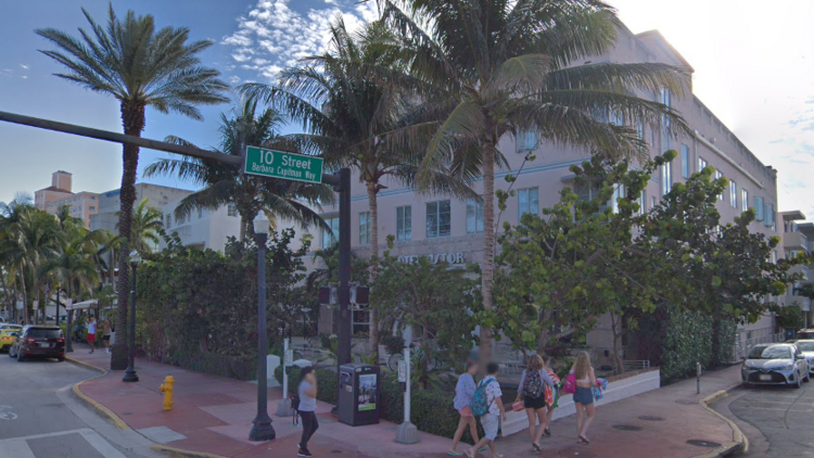 The Owner Of Hotel Astor At 956 Washington Ave In Miami Beach Filed