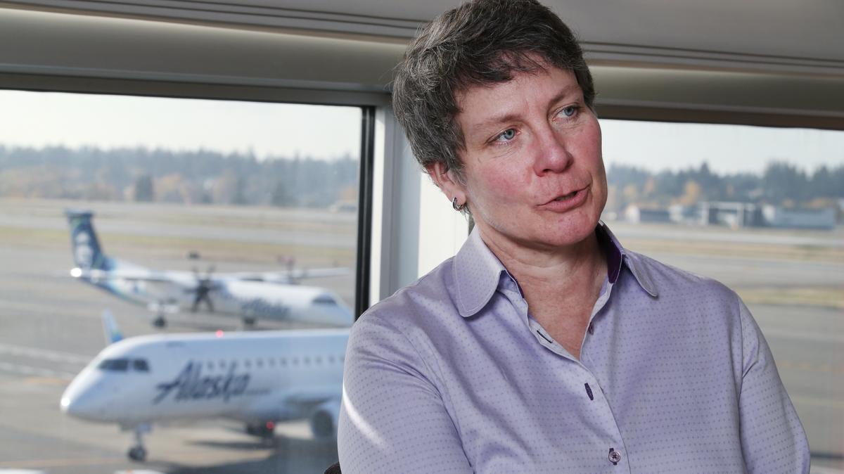 Alaska Air Names Former Horizon Air Coo Constance Von