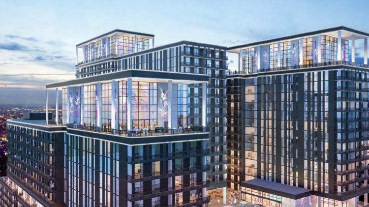 New York Based Property Markets Group Inc Is The Developer Of Golden Sparrow View Slideshow