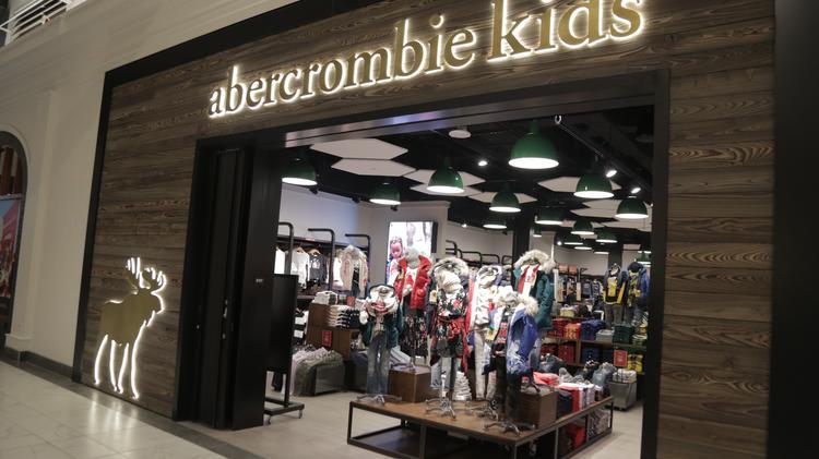 abercrombie kids prototype store now open at easton town center