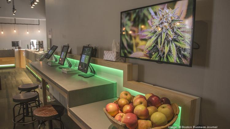 Recreational marijuana sales will begin in Mass  on Tuesday