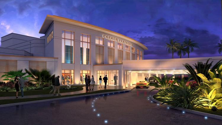 The Parker Playhouse in Fort Lauderdale will undergo a $25 million transformation.