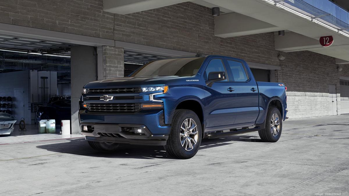 Automotive Minute: 2019 Chevrolet Silverado with turbocharged 2 7