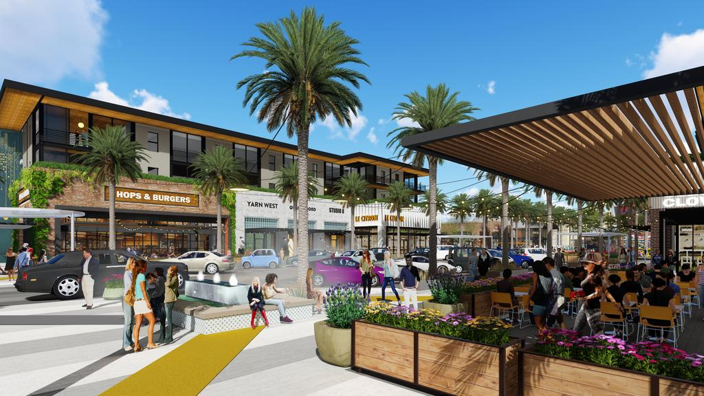Mesa planning board set to discuss massive mixed-use project