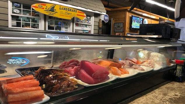 The Sushi Bar At Nick S Inner Harbor Seafood Will Close For Good On Jan