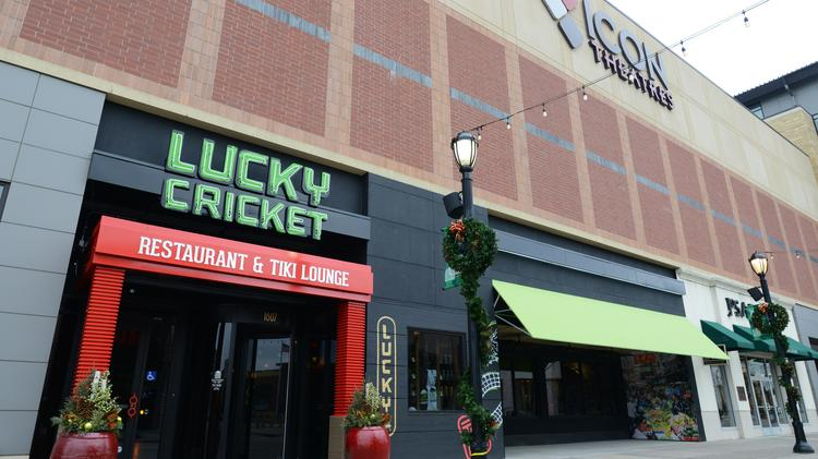 Lucky Cricket Opens This Week At The S West End In St Louis