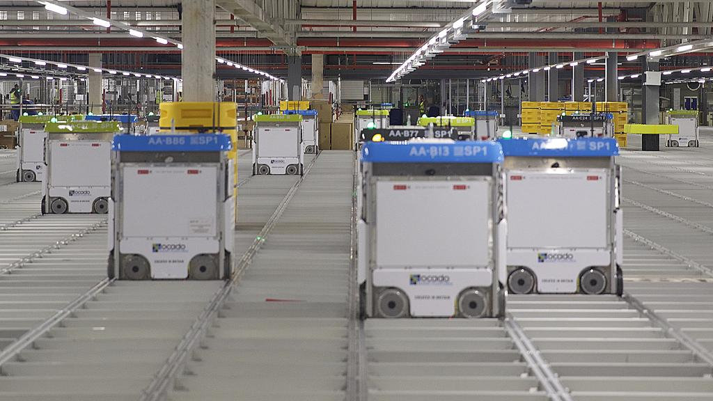 Kroger to open high-tech fulfillment center in Frederick County