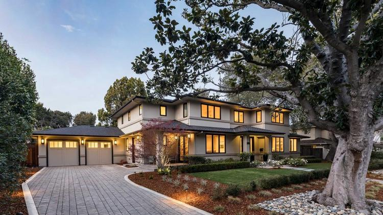 $19.5M Palo Alto Home Tops List Of October Luxury Home Sales