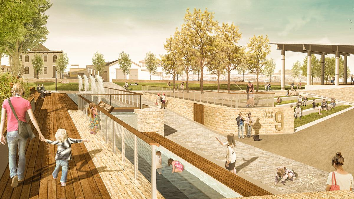 Piqua To Redevelop Downtown Park