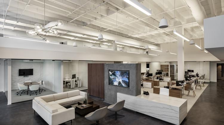 Frankel Building Group Moved Into Its New Studio At 7800 Washington In  November 2018. Scott