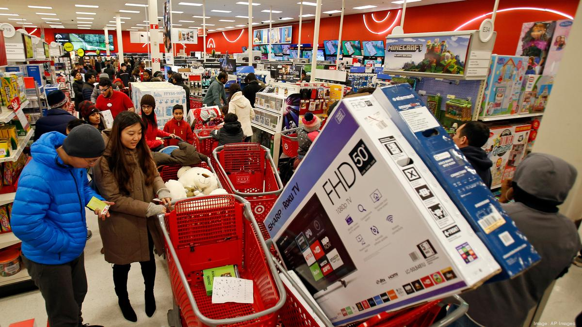 Retailers Post Record Black Friday Online At Least Minneapolis St Paul Business Journal