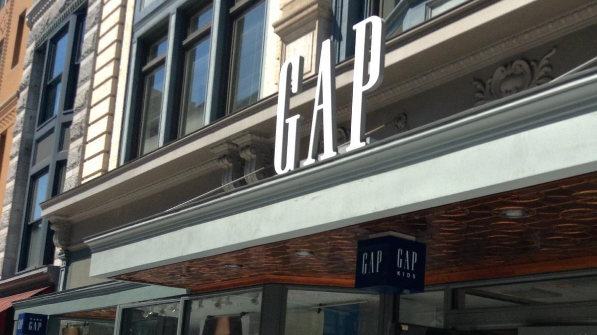 fafae0f5435e9 Gap CEO Art Peck says he plans to close underperforming stores - Philadelphia  Business Journal