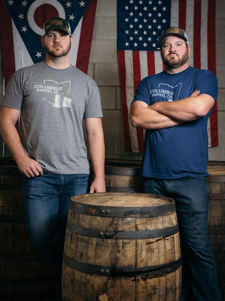 When Brothers Curt Left And Cj Shaver Started Columbus Barrel Co They