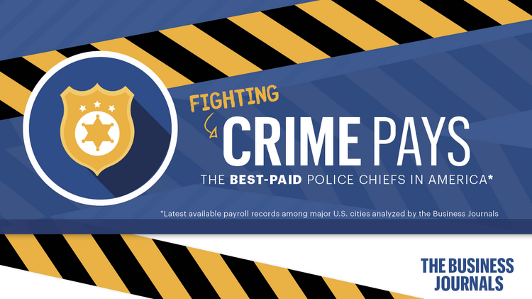The best-paid police and fire chiefs in America - The Business Journals