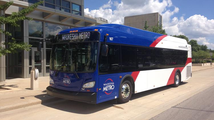 Proposed Trims To Waukesha County Metro Transit Lines Would Cut Low Ridership Routes