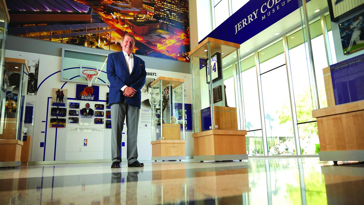 How Jerry Colangelo Steered A Renaissance At Grand Canyon University Phoenix Business Journal