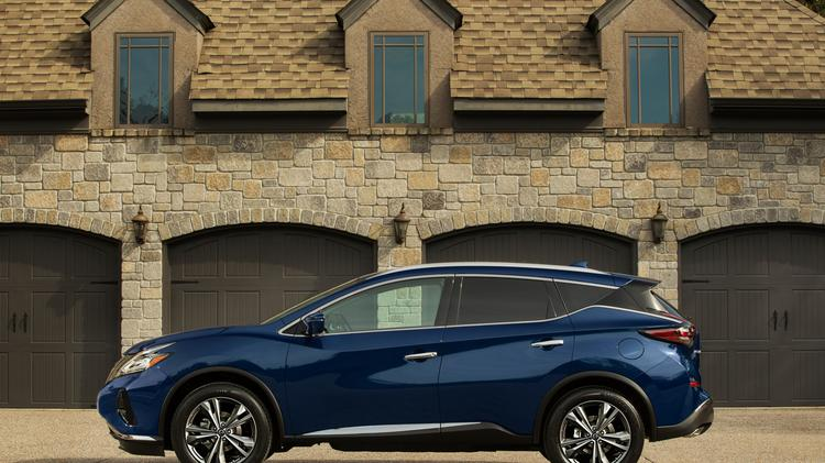 Automotive Minute Nissan Maxima And Murano Get Safety Tech And