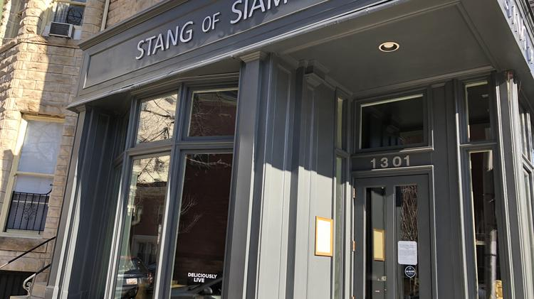 Mount Vernon Thai Restaurant Stang Of Siam Will Soon Have New Management And A Name