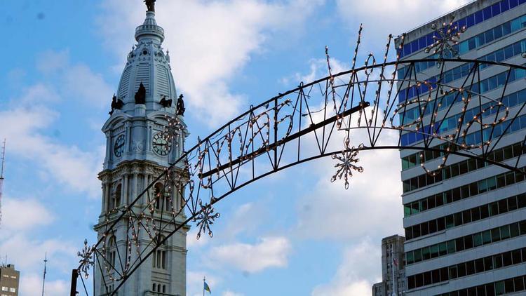 Christmas Village Philadelphia.A Grand Opening For Christmas Village In Philadelphia