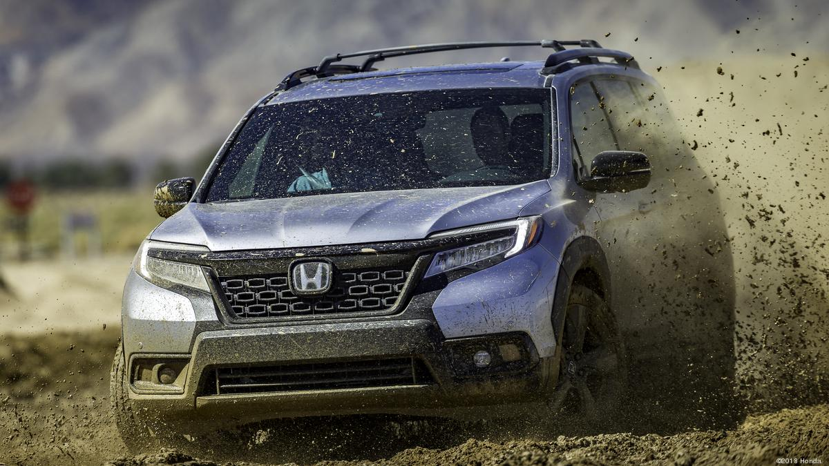 Honda Passport Returns To Dealerships In 2019 Columbus Business First