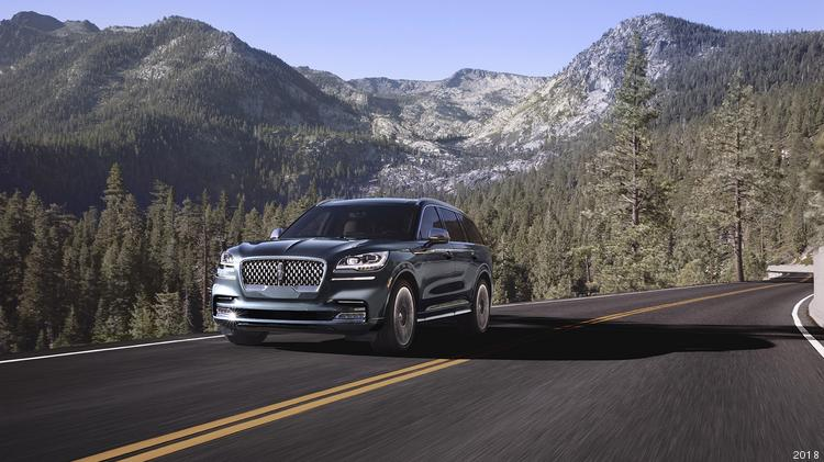 2020 Lincoln Aviator Revealed Louisville Business First