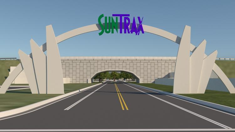 Florida Turnpike shares new renderings, details on SunTrax