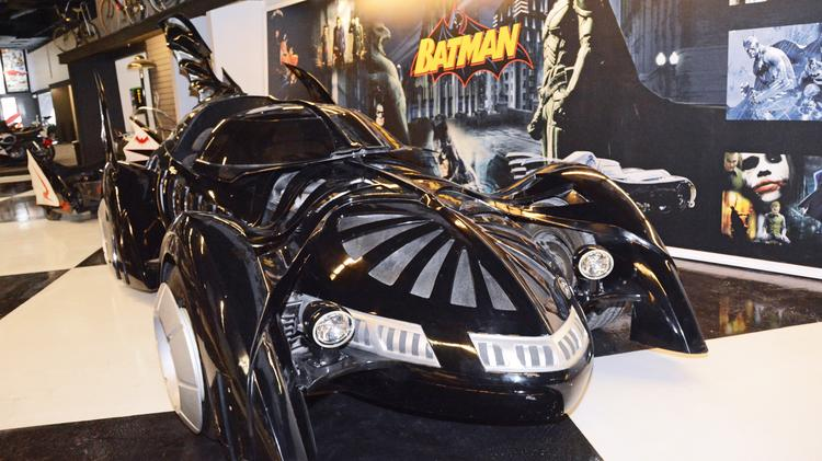 """Each of this year's 40 Under 40 honorees was asked what their dream car would be, and two answered """"Batmobile."""""""