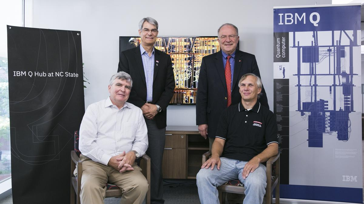 Cover Story: Quantum Computing: Triangle's next high-tech cluster