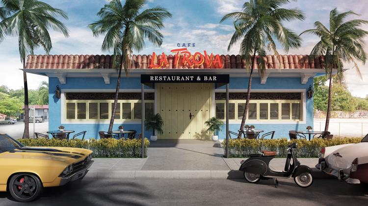 Michelle Bernstein To Open Cafe La Trova In Miami S Little