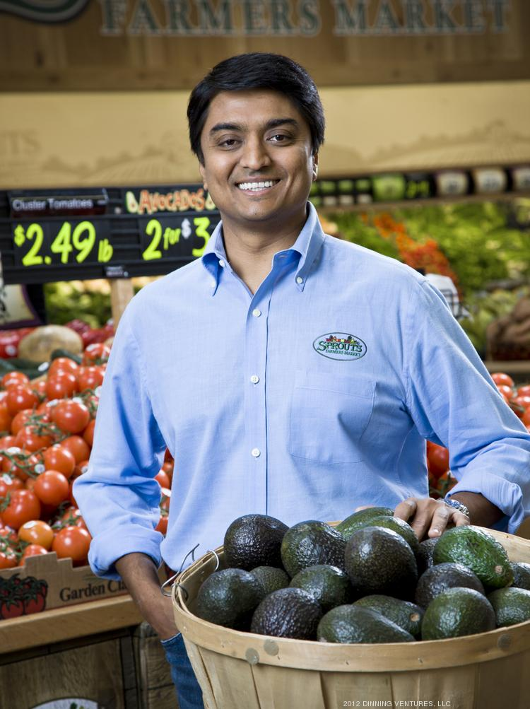 Sprouts CEO, Amin Maredia, to leave company - Phoenix